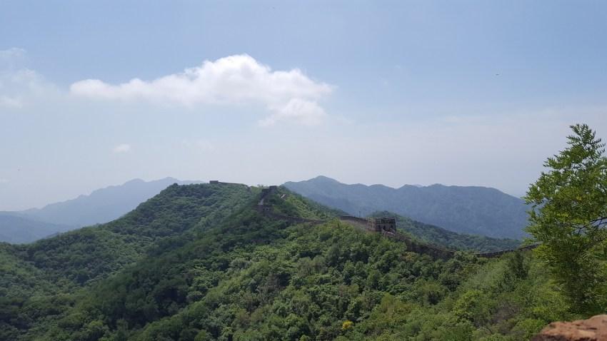 Chinese Wall Beijing