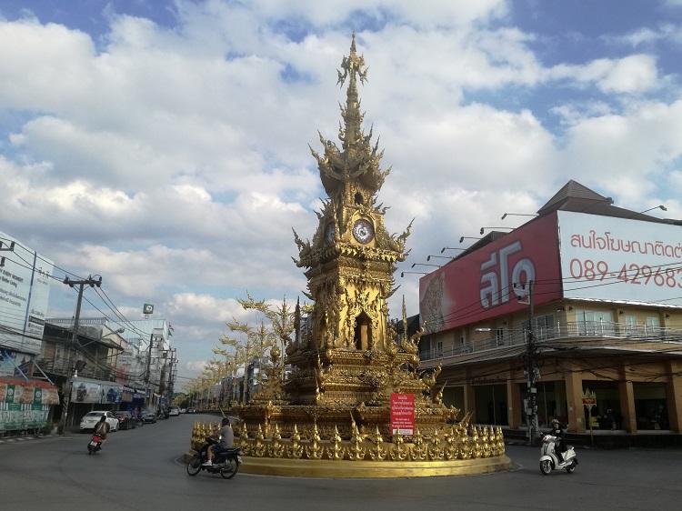 The Clock Tower Chiang Rai