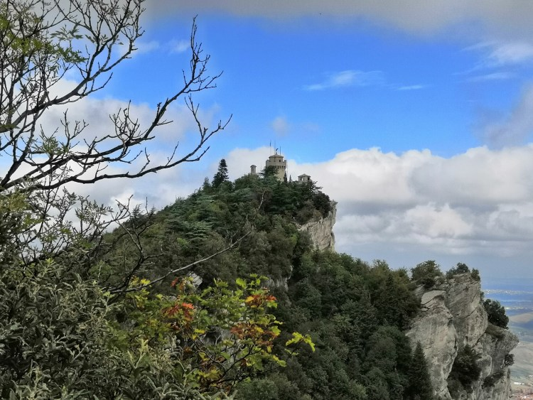 Cesta Tower San Marino