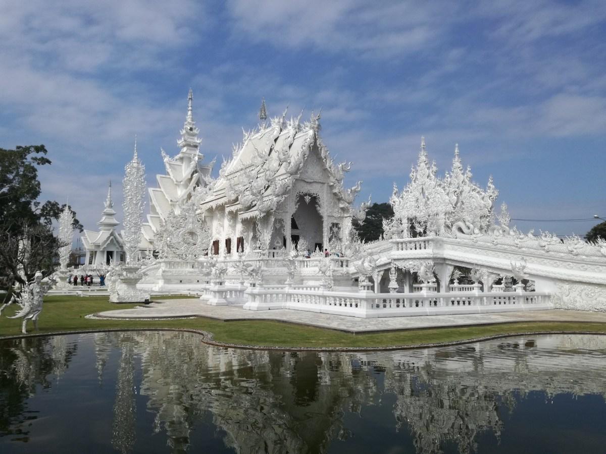 White Temple – Chiang Rai