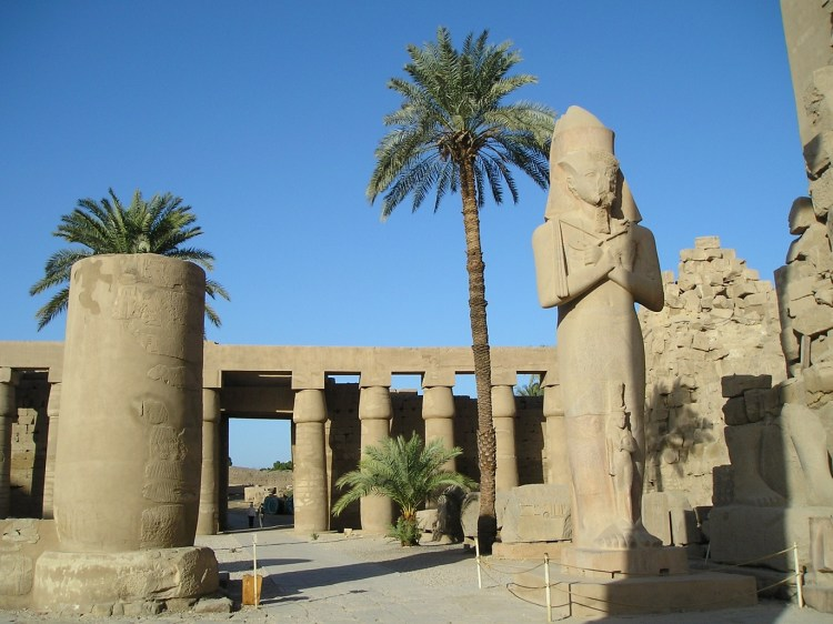 Luxor Temple - Step Back in Time