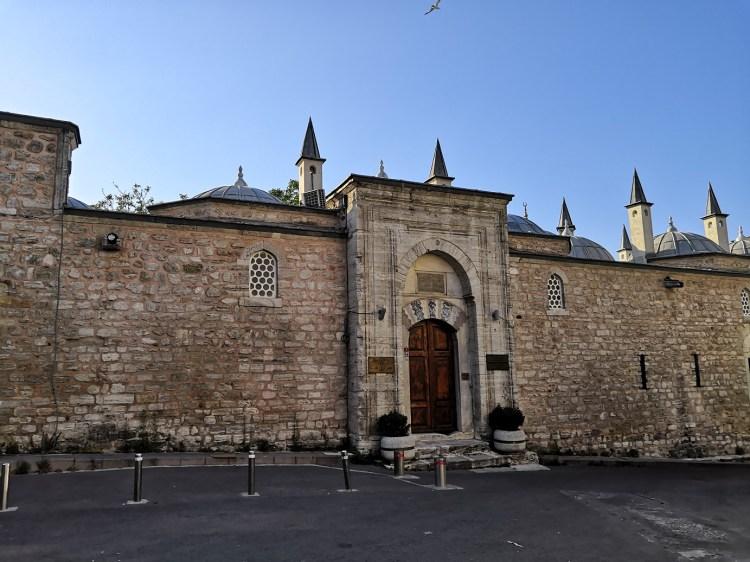 Rüstem Pasha Madrasa - Ottoman Istanbul