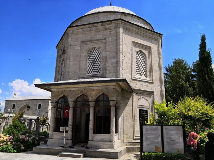 Haseki Hürrem Sultan Mausoleum - Sultanate of Women