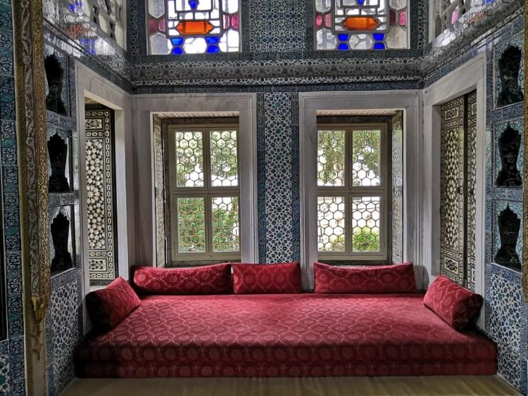 Revan Kiosk - Ottoman Imperial Opulence