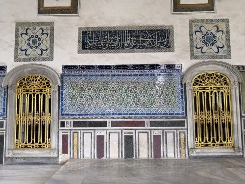 Ottoman Imperial Opulence – Topkapi Palace Istanbul