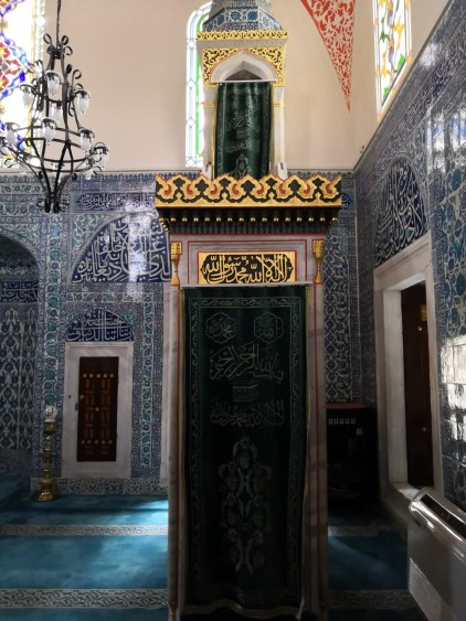 Çinili Mosque - Sultanate of Women