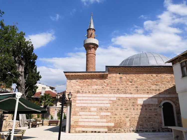 Alaeddin Pasha Mosque - Birth of the Ottoman Empire, Bursa