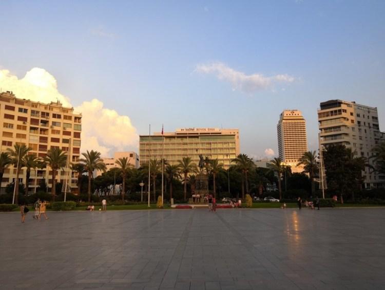 Gündoğdu Meydani - Izmir