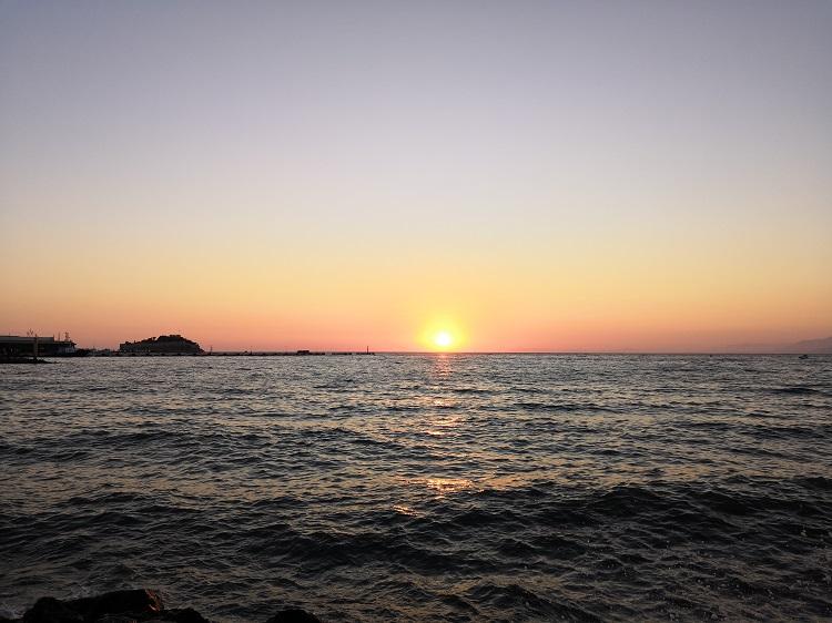 Sunset - Kusadasi