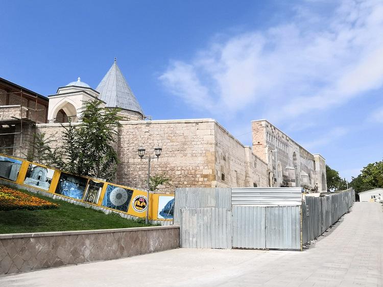 Alaeddin Mosque - Seljuk Konya