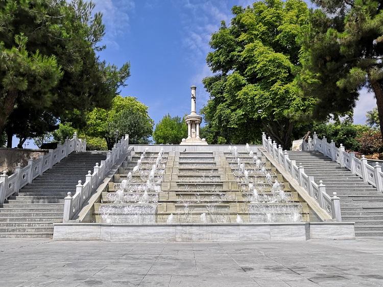 Staircase - Konya