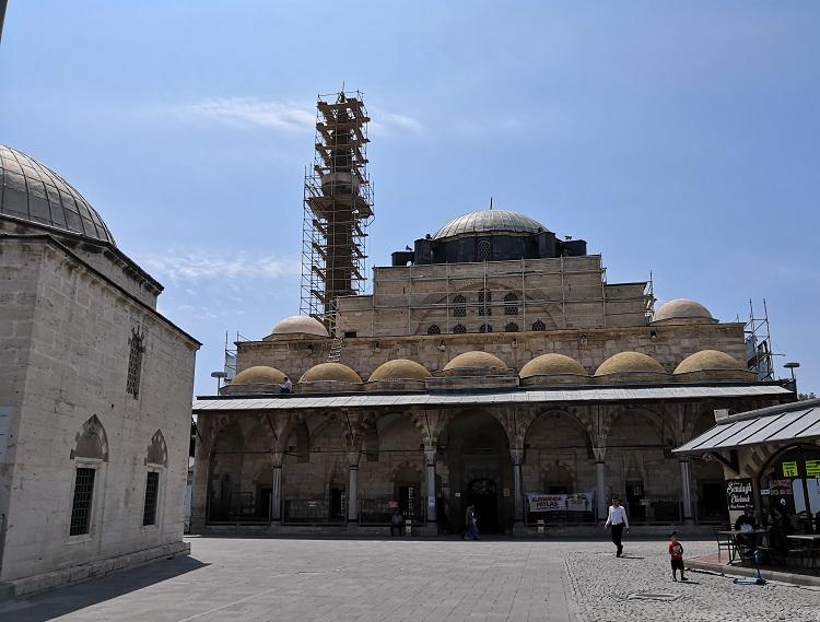 Şerafettin Mosque - Ottoman Konya