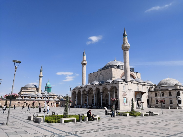 Selimiye Mosque & Mevlana Museum - Konya