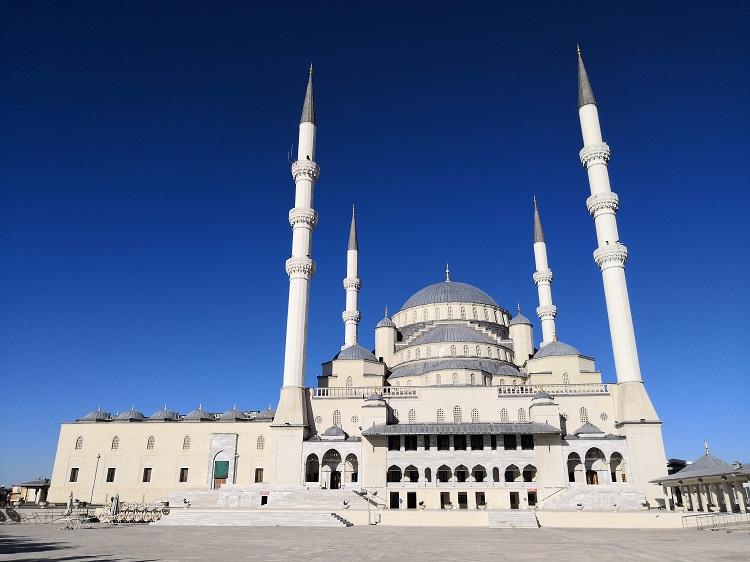 Kocatepe Mosque - Ankara