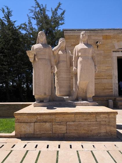 Ataturk Mausoleum - Ankara