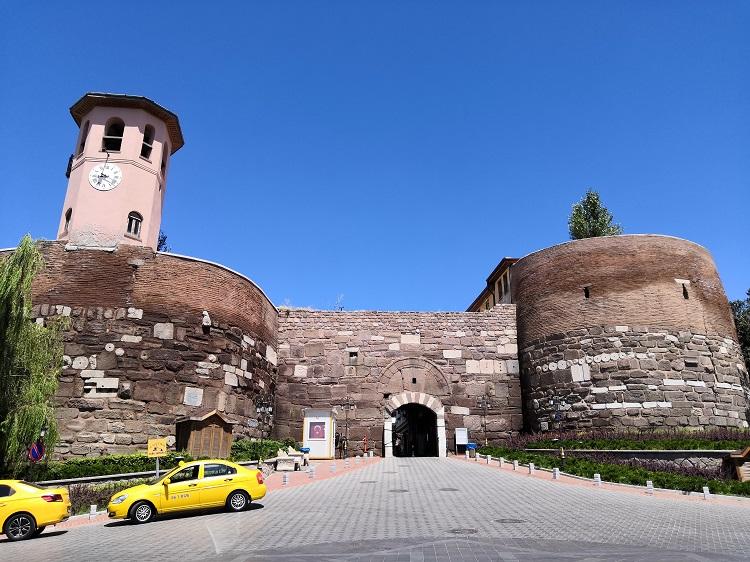 Ankara Castle - Ankara