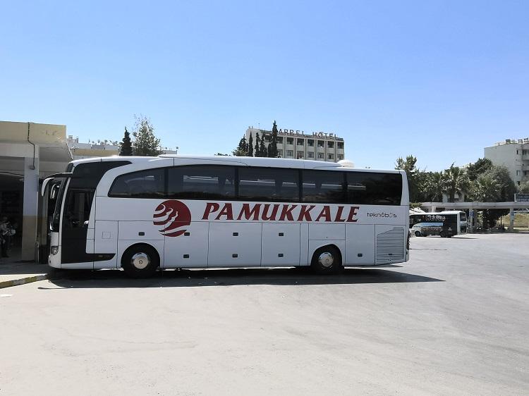Bus Travel in Turkey