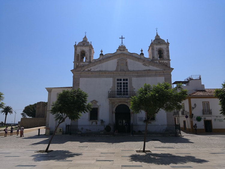Santa Maria de Lagos Church - Algarve
