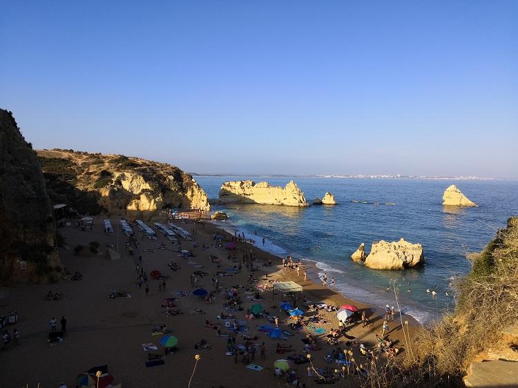 Dona Ana Beach - Lagos, Algarve