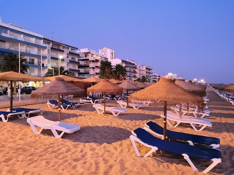 Quarteira - Algarve, Portugal