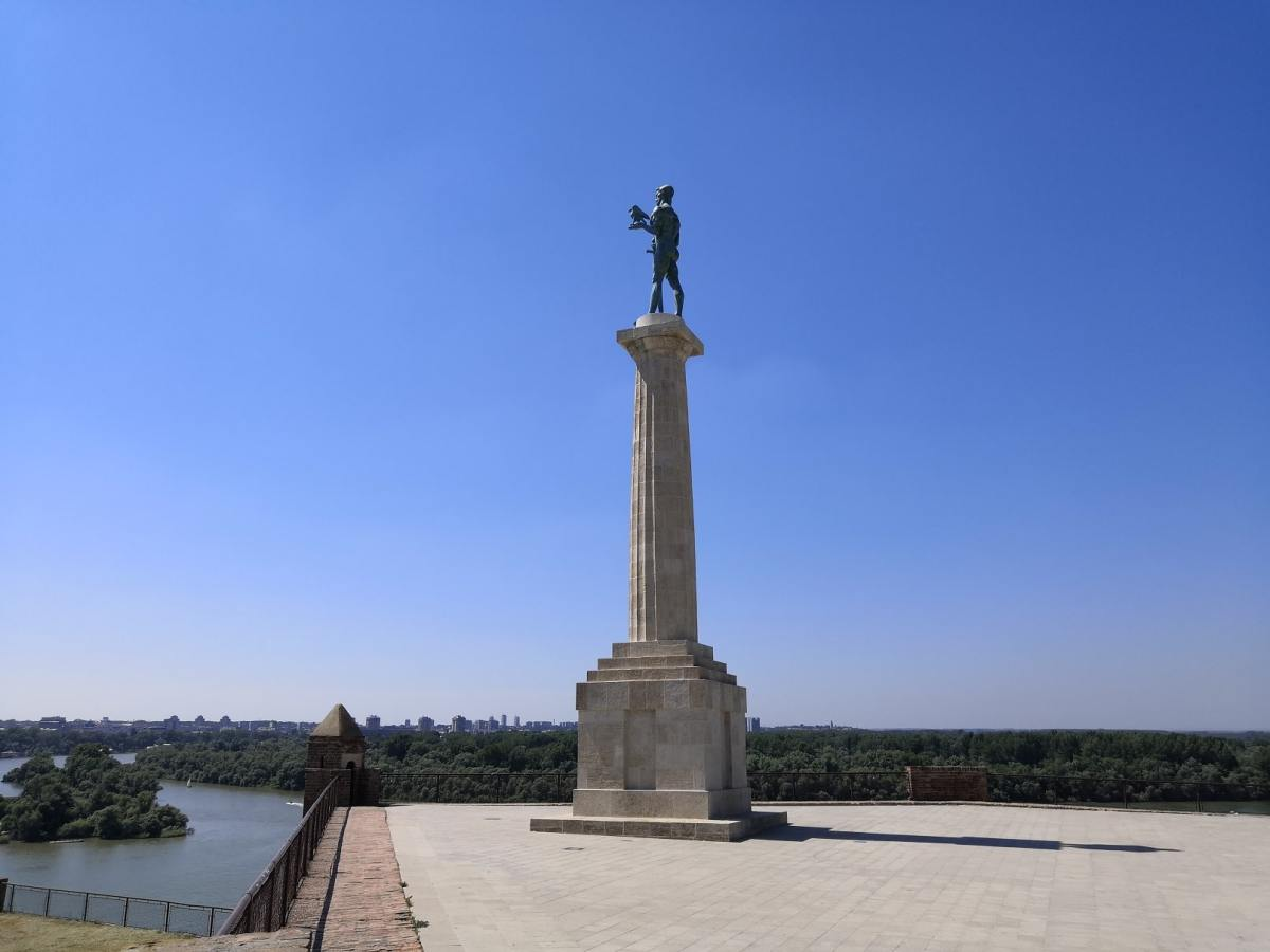 Back in Belgrade – Travel in the Time of Corona