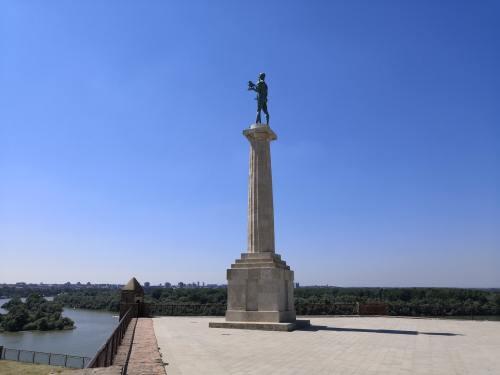Back in Belgrade – Travel in the Time of Corona