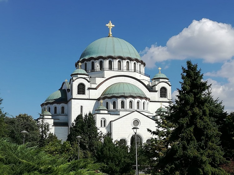 Serbian Orthodox churches in Belgrade