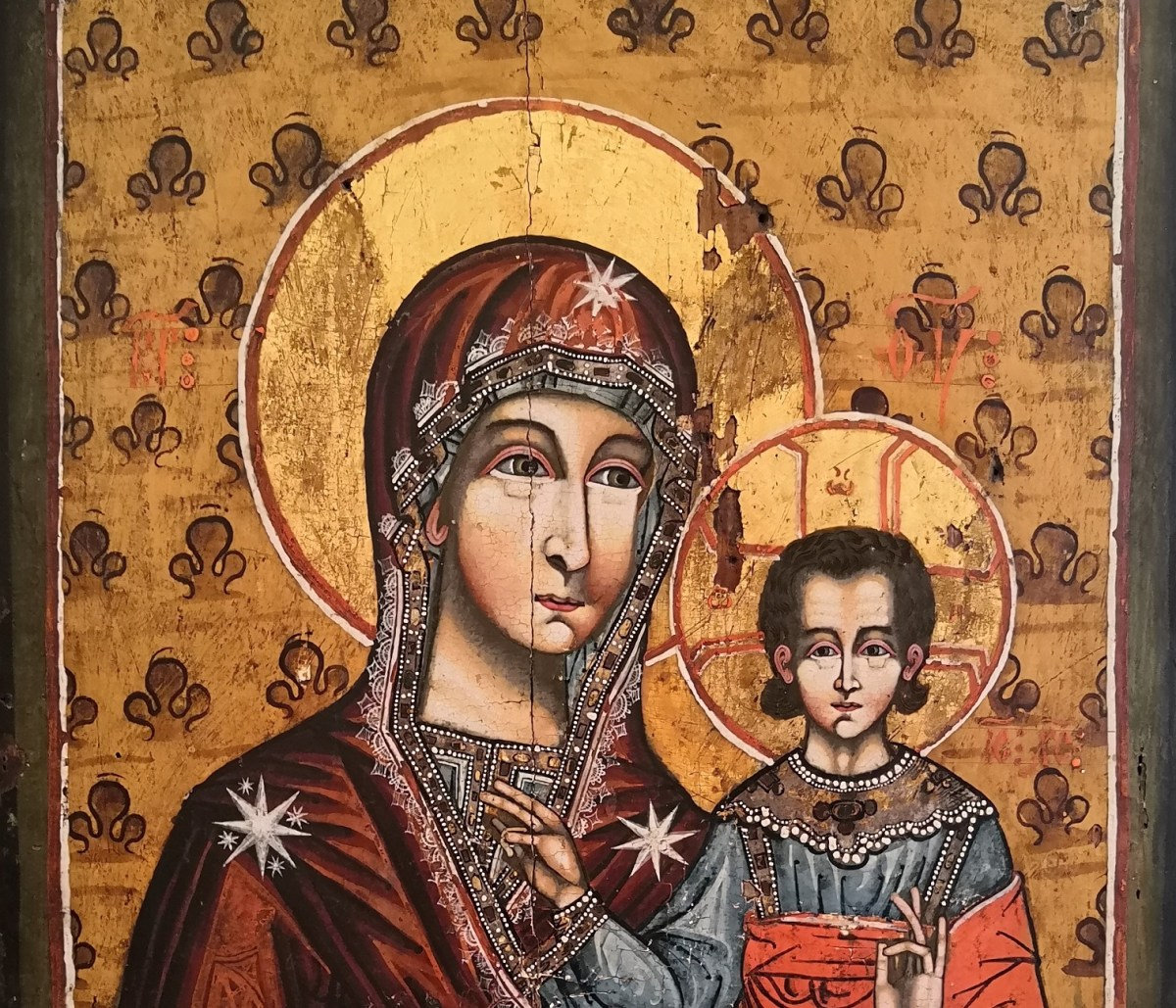 Serbian Icons in Matica Srpska Gallery – Novi Sad