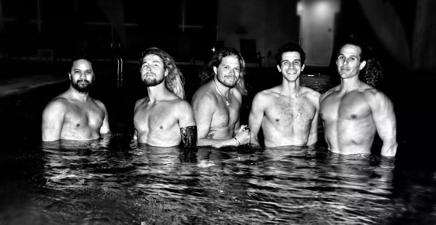 B Ocean Aqua Men Show