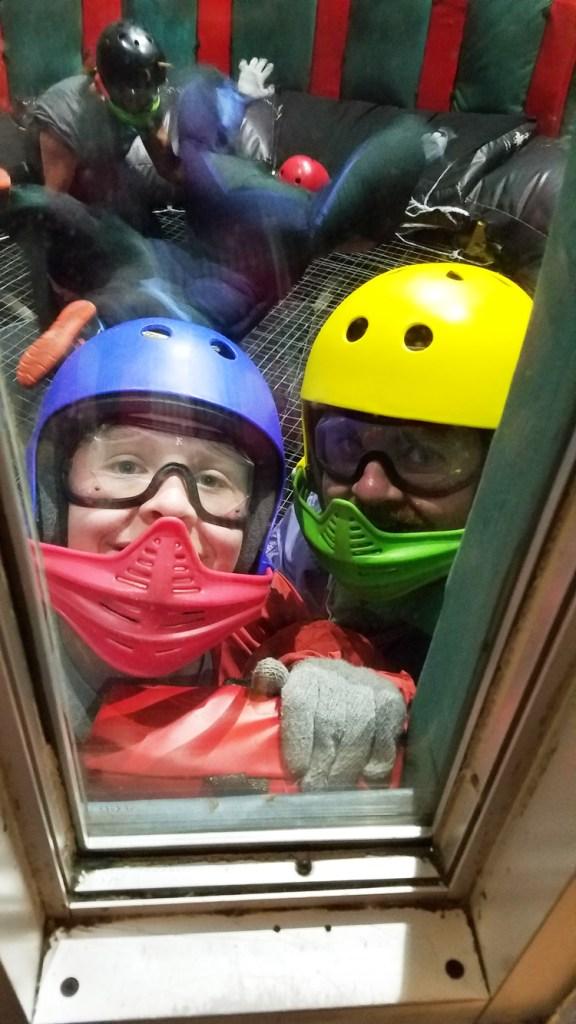 Flyaway Indoor skydiving