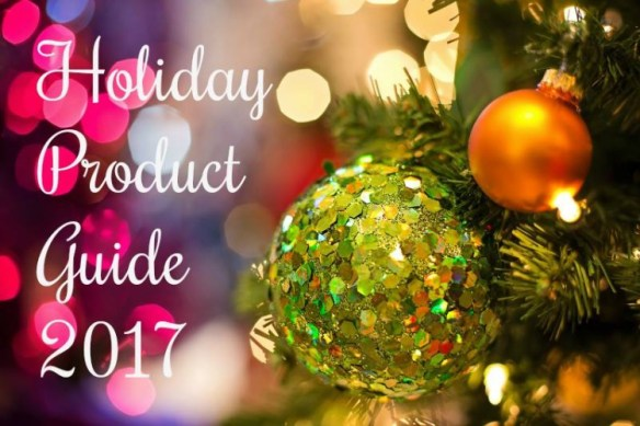 Holiday Product Guide