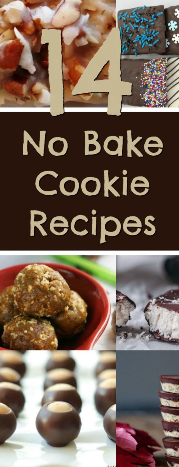NO bake cookie recipe