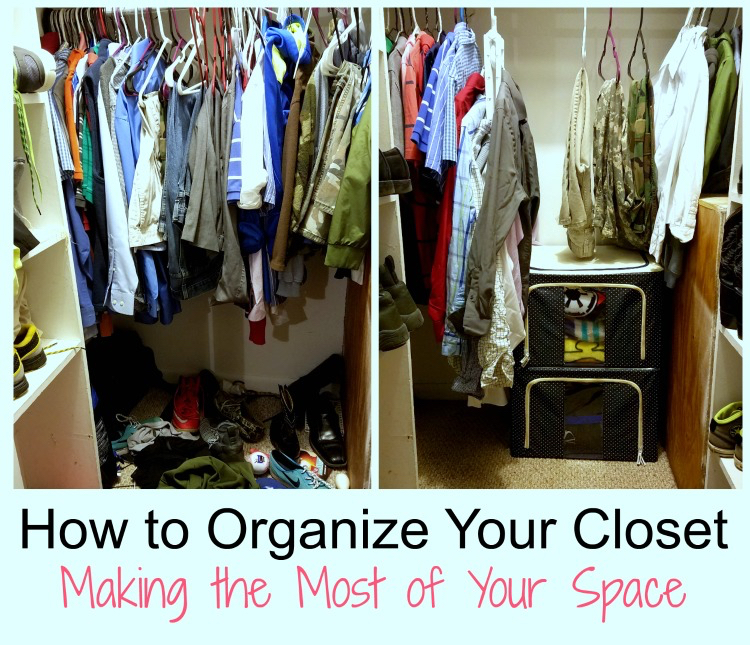 Organizing Closets With Limited Space #Review