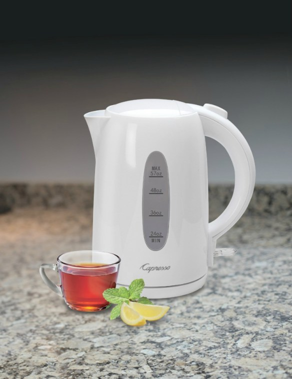 Electric Water Kettle Saves Time