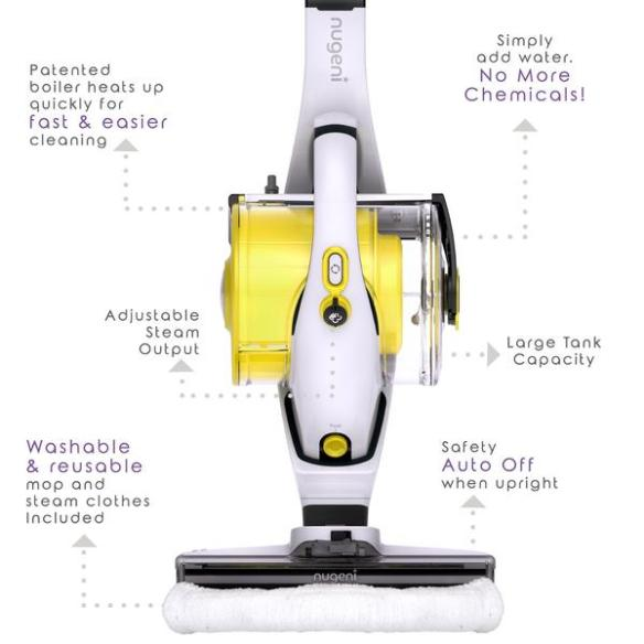 Haan Hard Floor Steam Vacuum Cleaner Sv 60 Carpet Vidalondon