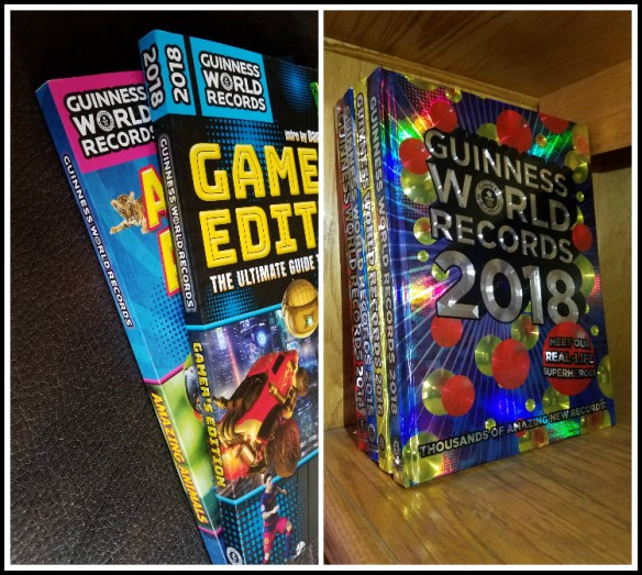 NEW guinness world records book