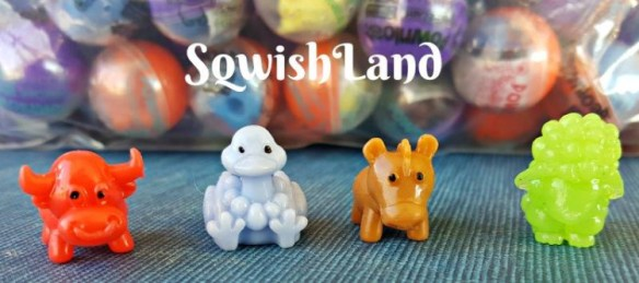 SqwishLand Desert Collectibles