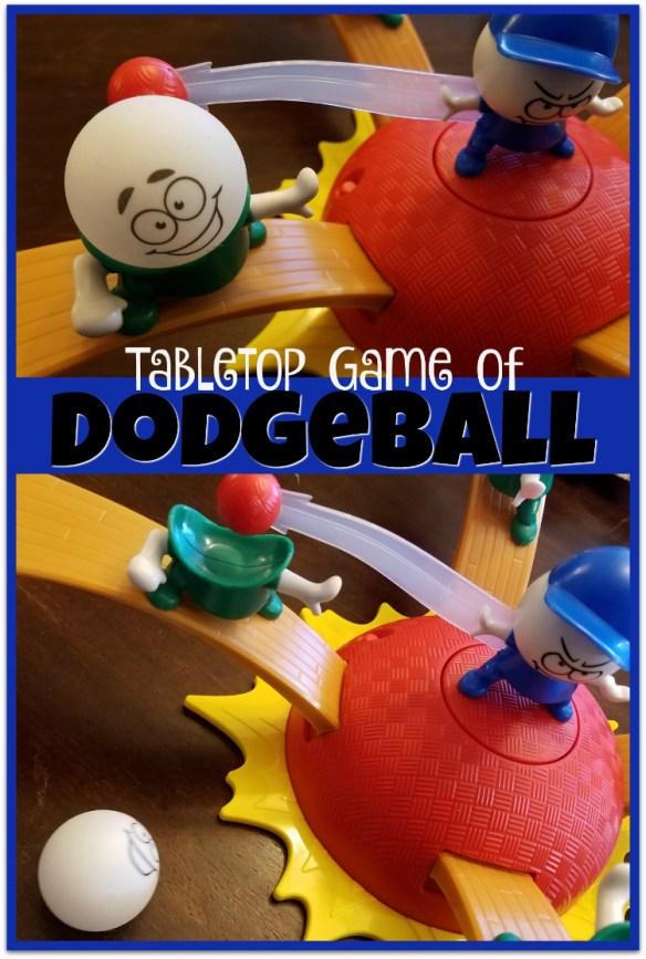 dodgeball game