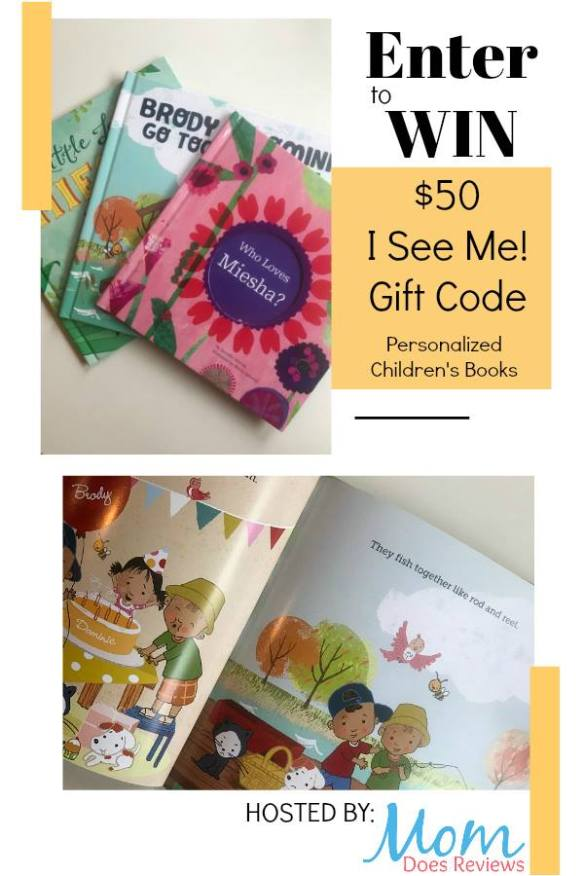 Personalized Book Gift