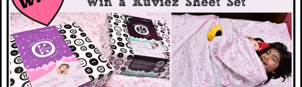 Kuviez Sheets Giveaway