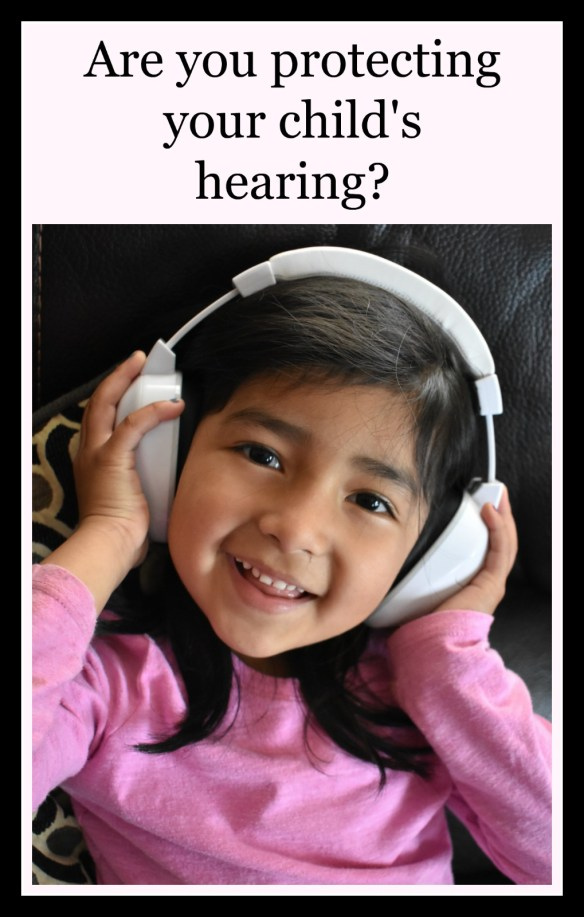 child's hearing