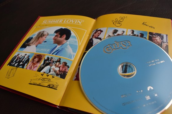 Movie, Grease
