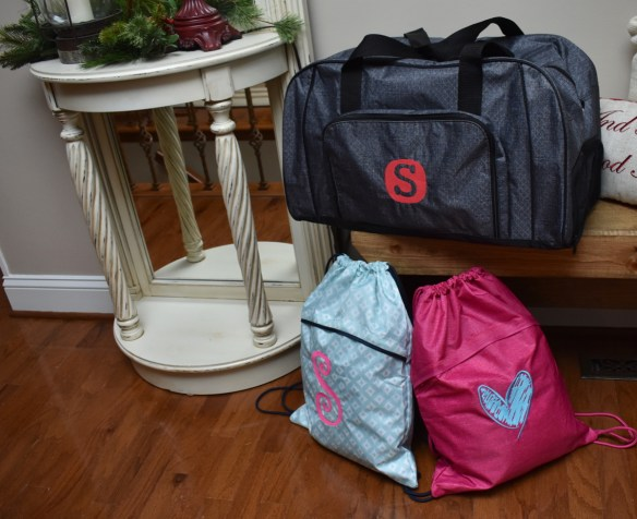 foster care bags