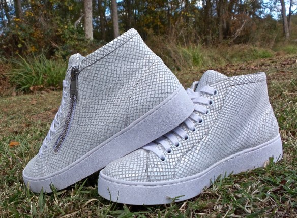 Vionic Torri High-Tops Bring Style to Your Outfit