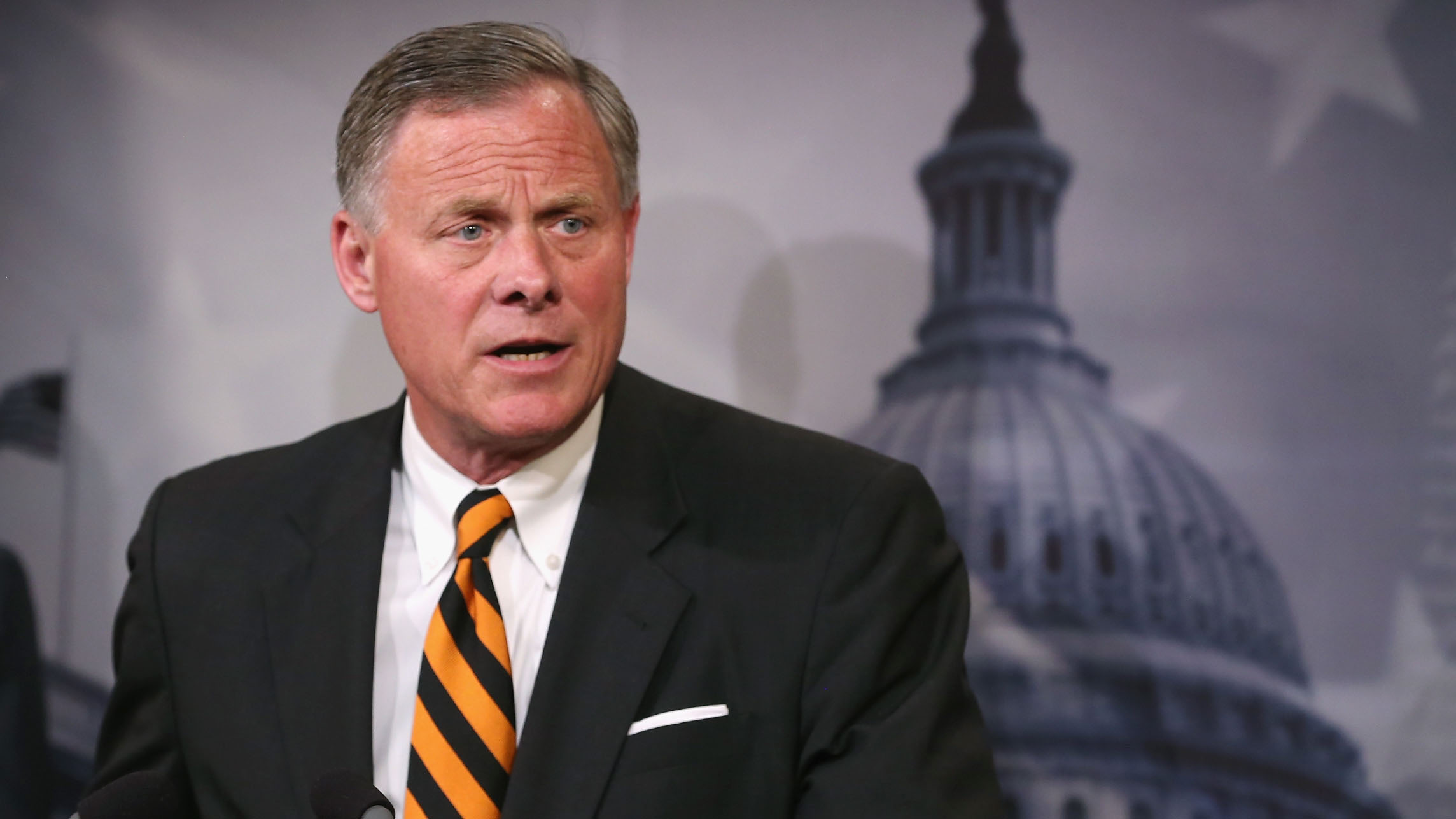 Sen. Richard Burr (Mark Wilson/Getty Images)