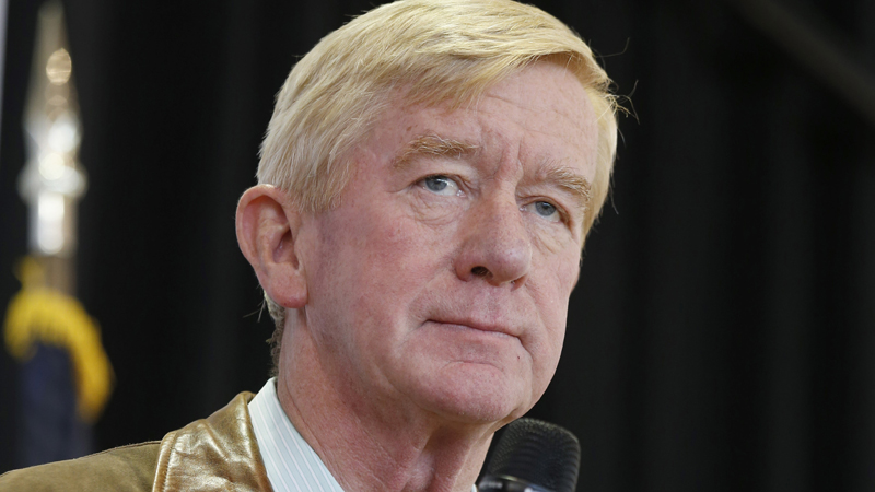 Bill Weld (Photo by George Frey/Getty Images)
