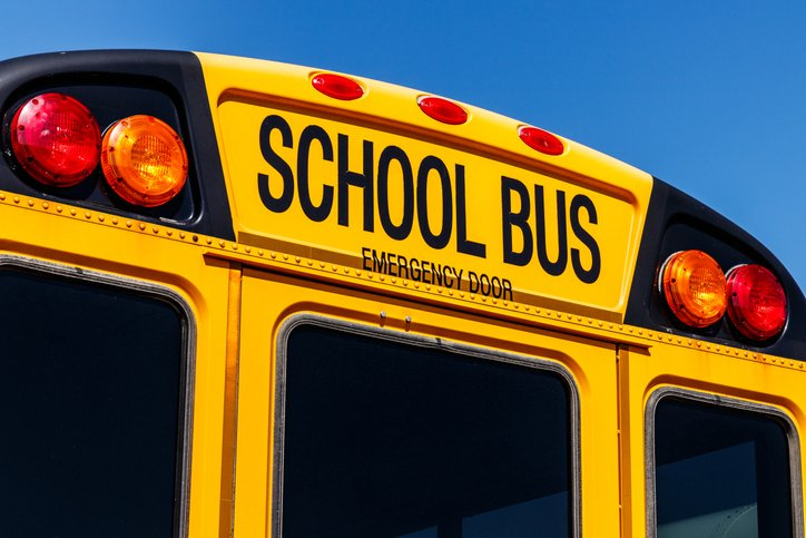 School bus (Stock photo)