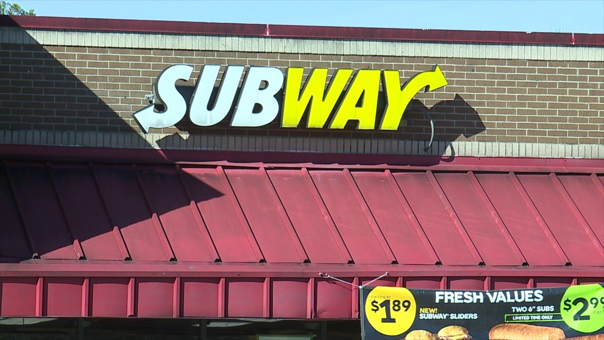 Subway in Greensboro robbed at gunpoint