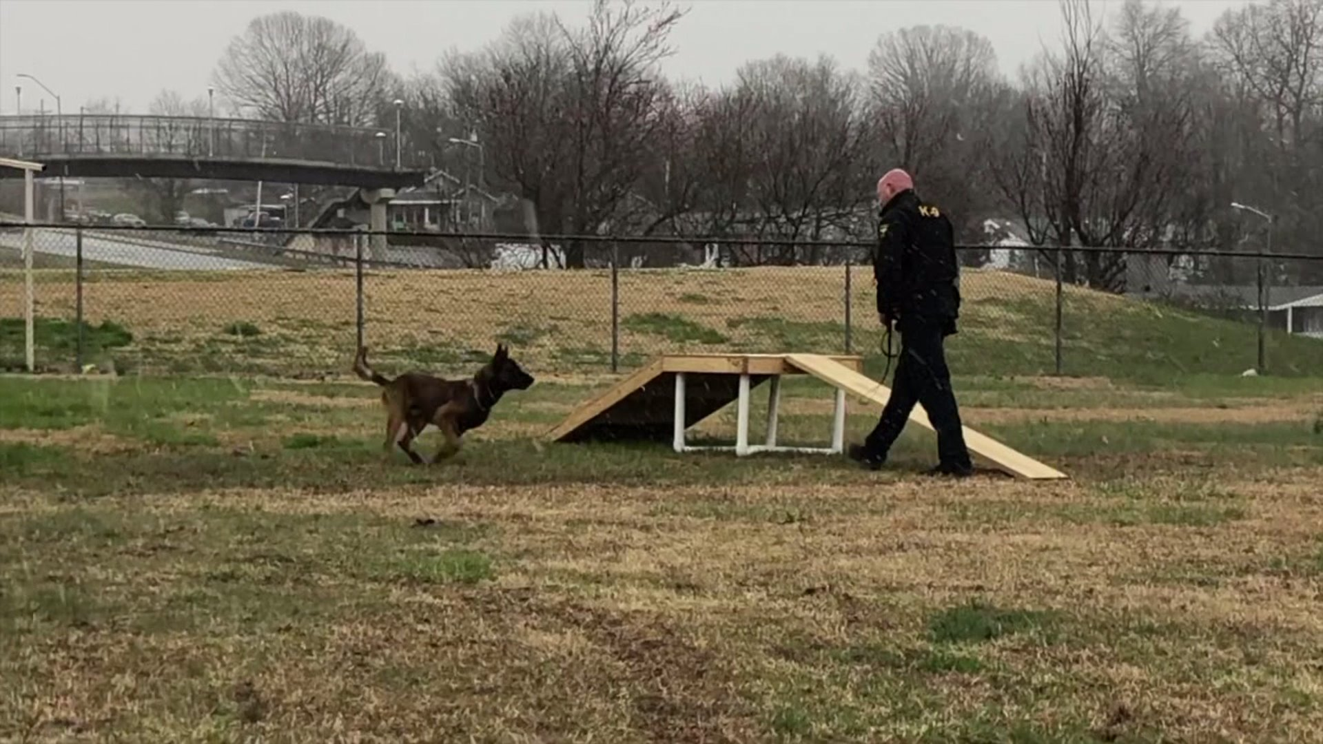 Local teen's Eagle Scout project helps High Point police K-9s