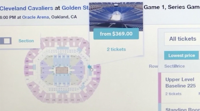 Lawmakers concerned ticket resale sites are hitting customers with hidden fees